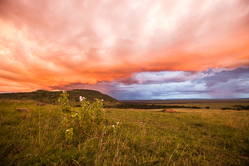 Sonnenuntergang © Robert Sommer