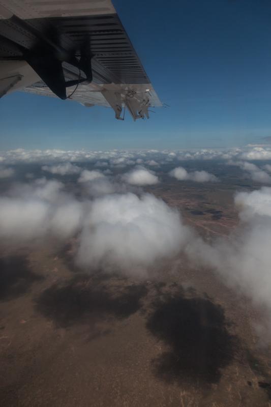 Über den Wolken - © Robert Sommer