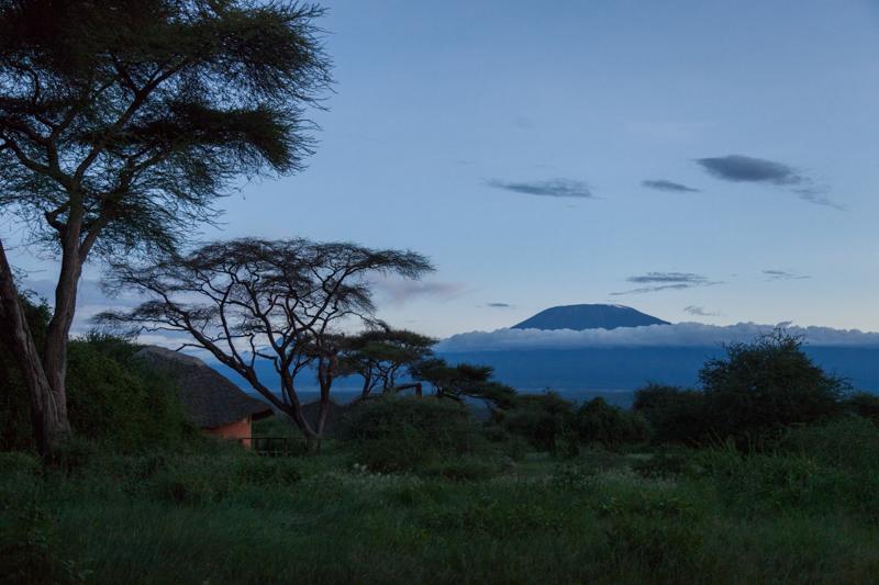 Aussicht | Kilimandscharo © Robert Sommer