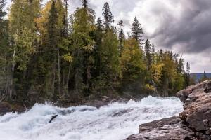 Bailey's Chute - Wells Gray Provincial Park |Landschaftsfotografie © Robert Sommer
