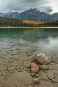 Patricia Lake, Pyramid Mointain, Jasper © Robert Sommer