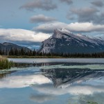 Mount Rundle - Vermillion Lakes | Landschaftsfotografie © Robert Sommer