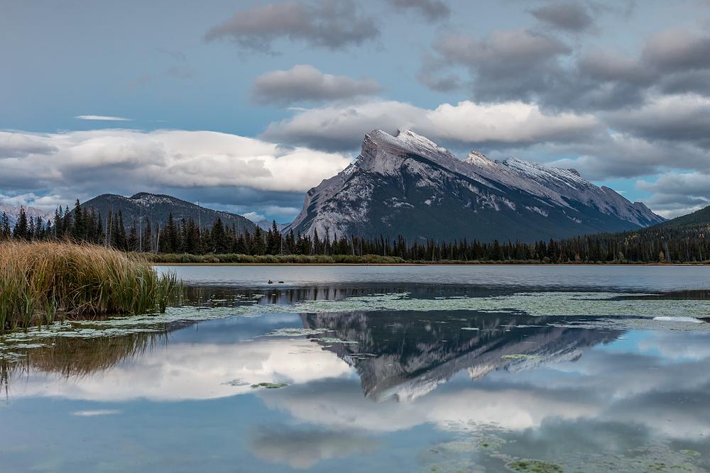 Mount Rundle - Vermillion Lakes |Landschaftsfotografie © Robert Sommer
