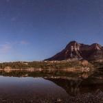Upper Waterton Lake - Vimy Peak |Astrofotografie © Robert Sommer