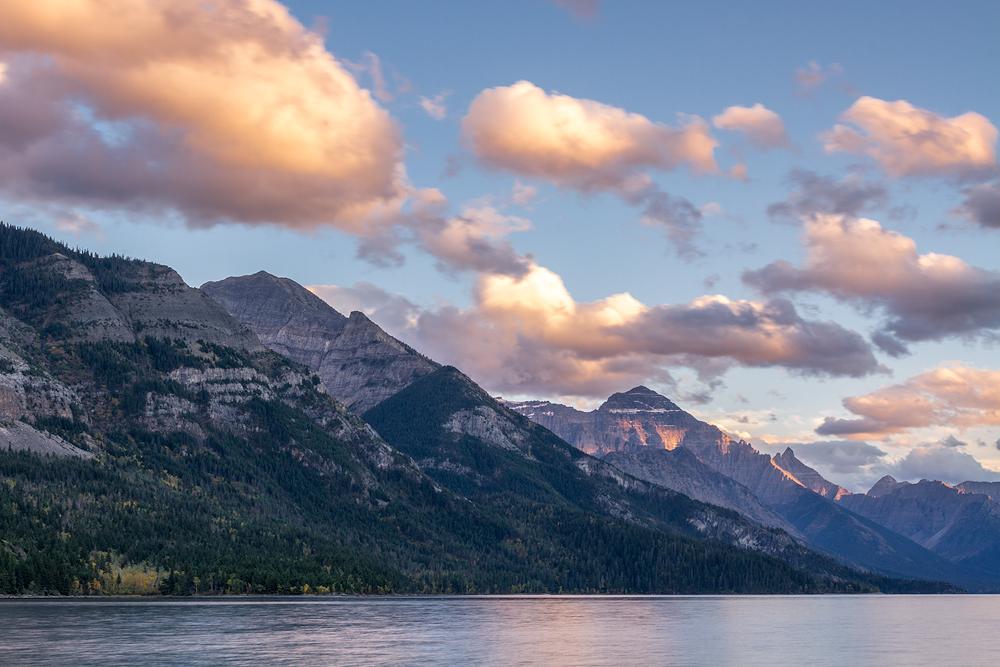 Upper Waterton Lake © Robert Sommer