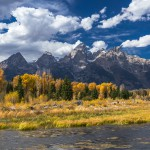 Snake River - Grand Teton Nationalpark | Landschaftsfotografie © Robert Sommer