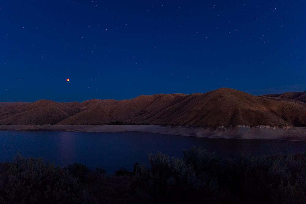 Lucky Peak Lake |Astrofotografie © Robert Sommer