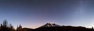 Mount Rainier |Astrofotografie © Robert Sommer