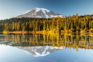 Reflection Lake - Mount Rainier | Landschaftsfotografie © Robert Sommer