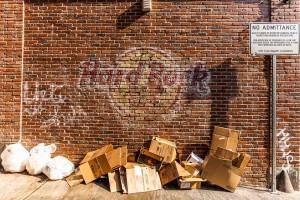 Hard Rock Cafe - Seattle © Robert Sommer