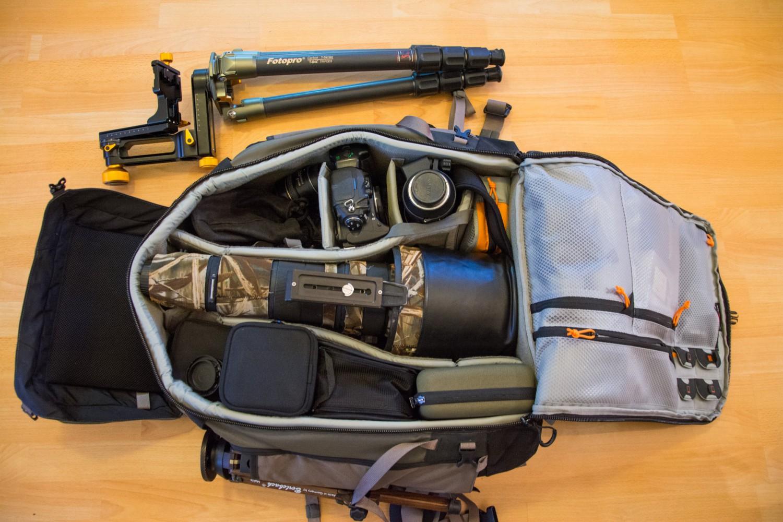 Mein Rucksack © Alexander Ahrenhold