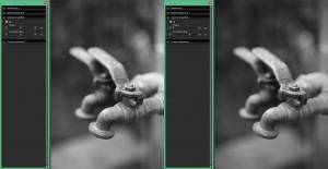 SIGMA Photo Pro | Schattierungseffekt Settings