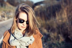 Sonnenlicht im Haar | Das Spiel mit Licht und Schatten