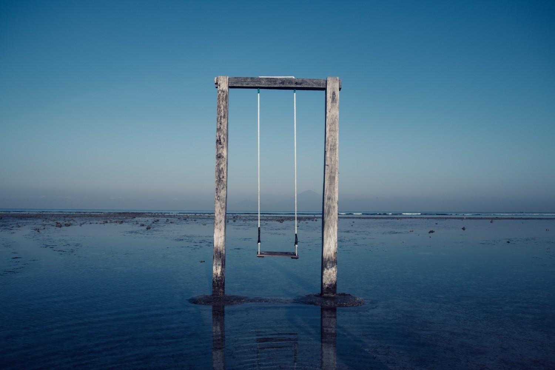 Freiheit in Blau | Die blaue Stunde