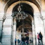 Historische Sehenswürdigkeiten bei hoher Belichtungszeit | Reisefotografie