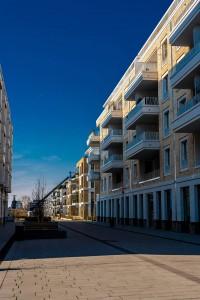 Belsenpark - Stadtarchitektur