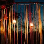 Abendliche Stimmung bei Kerzenlicht | Fotografieren bei Nacht