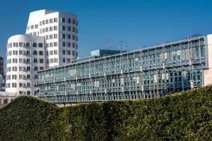 Im Zentrum der Macht - WDR & Ghery-Bauten