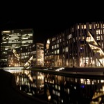 Nachtfotografie - Kö-Bogen