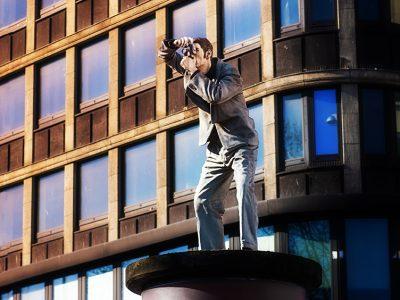 Meine Stadt, unsere Fotografie - Unterwegs in Düsseldorf - Teil 1