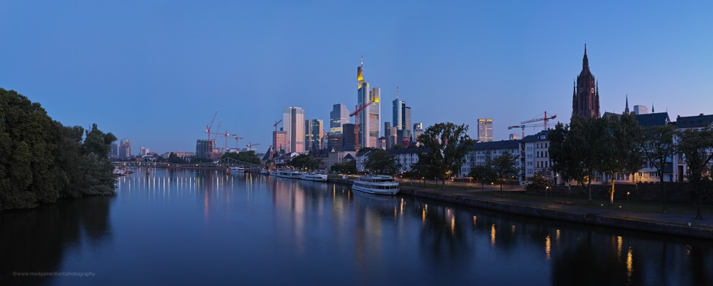 Frankfurt - Mark James Ford