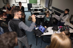 Theorie & Praxis - Making of