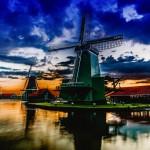 Windmühlen - André Sarin