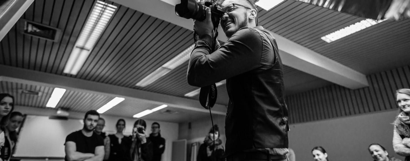 Portraitfotografie in der Bonner Sternwarte