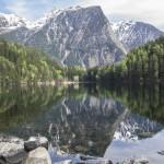 Spiegelung der Berge | Seelandschaft