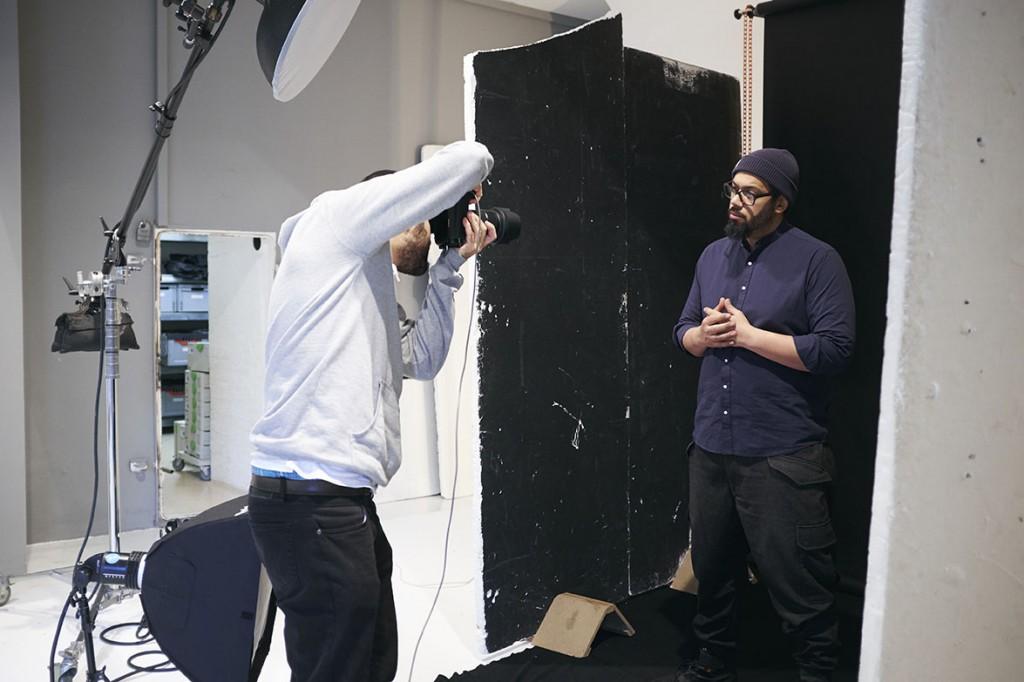 Shooting Making-Of