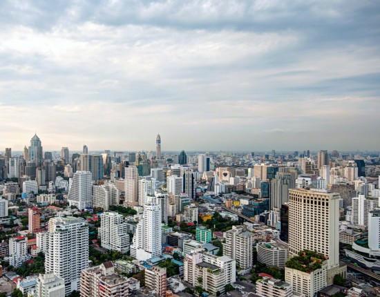 Cityscapes BKK #SQ1201 ©Timo Klein