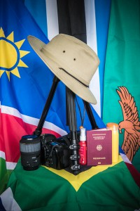 Safariblogger - Reisevorbereitung ©Andreas Winkel