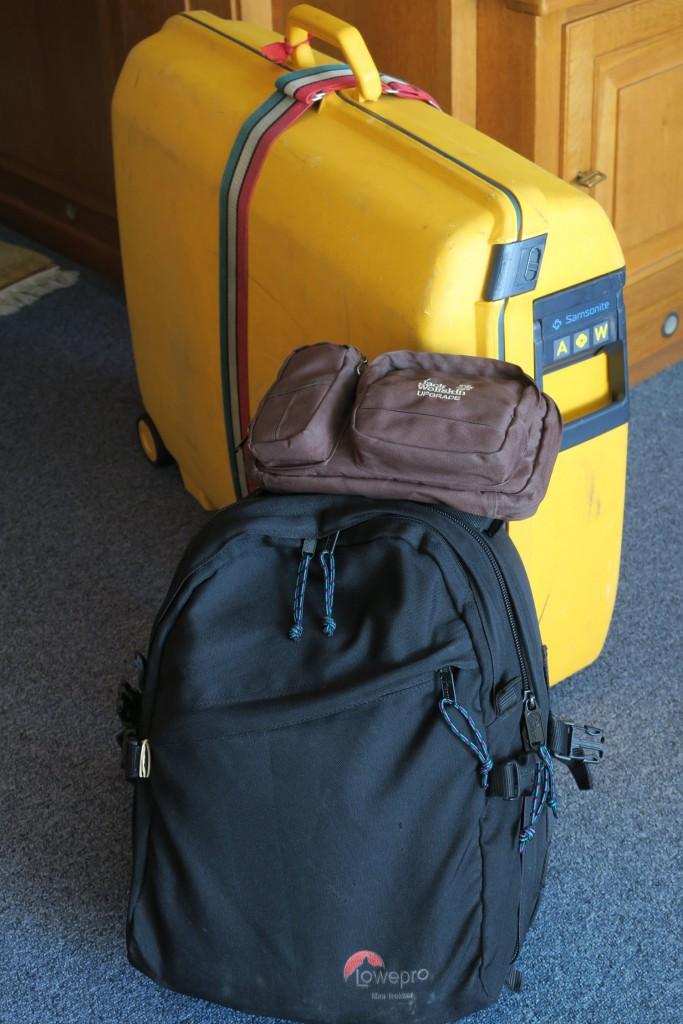 Gepäck ©Andreas Winkel