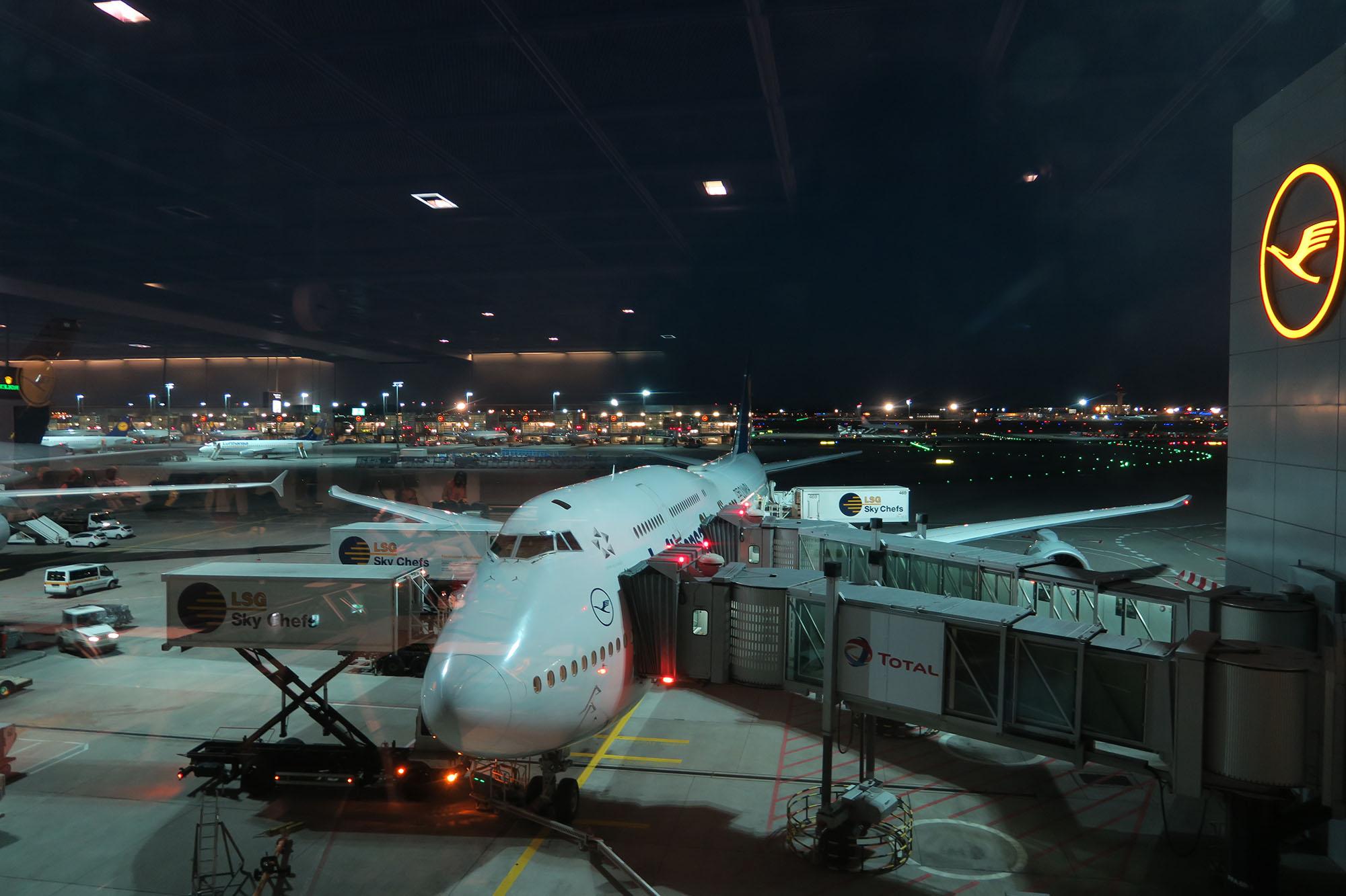 Abflug in Frankfurt ©Andreas Winkel