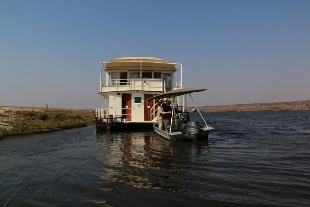 Hausboot ©Andreas Winkel