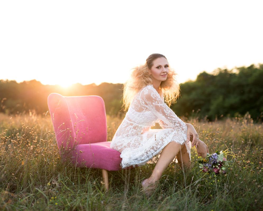 Bridal Boudoir © Antonia Moers