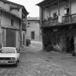 Dorf und Auto © Andreas Lier