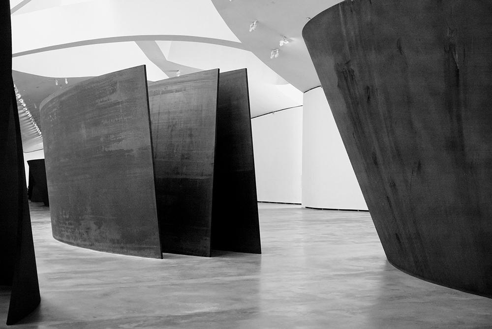 Richard Serra - Die Materie der Zeit @ Andreas Lier