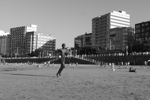 Playa de Gijon © Andreas Lier