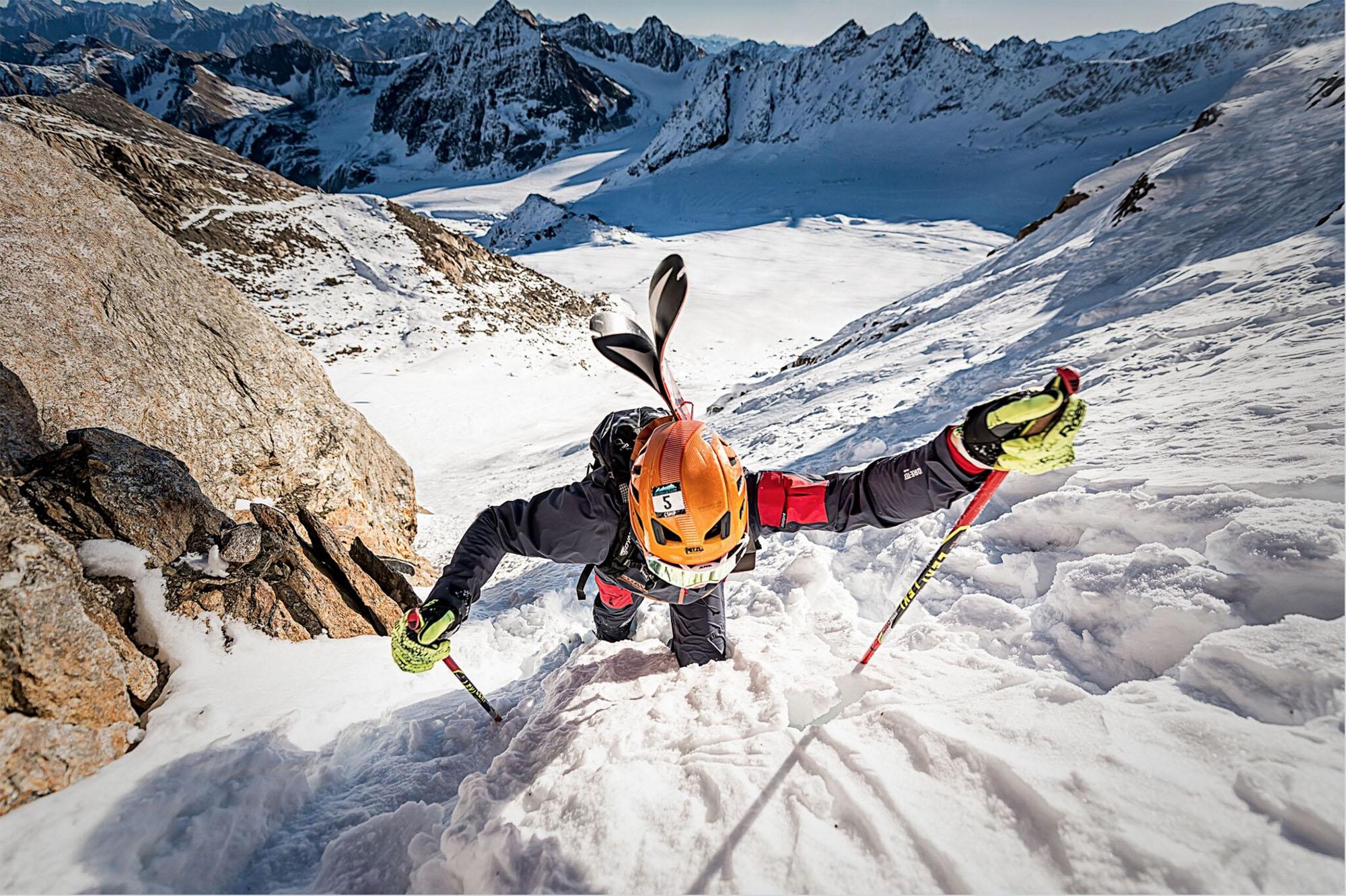 Deutscher Alpen Verein - Skimo Saison © Andres Beregovich