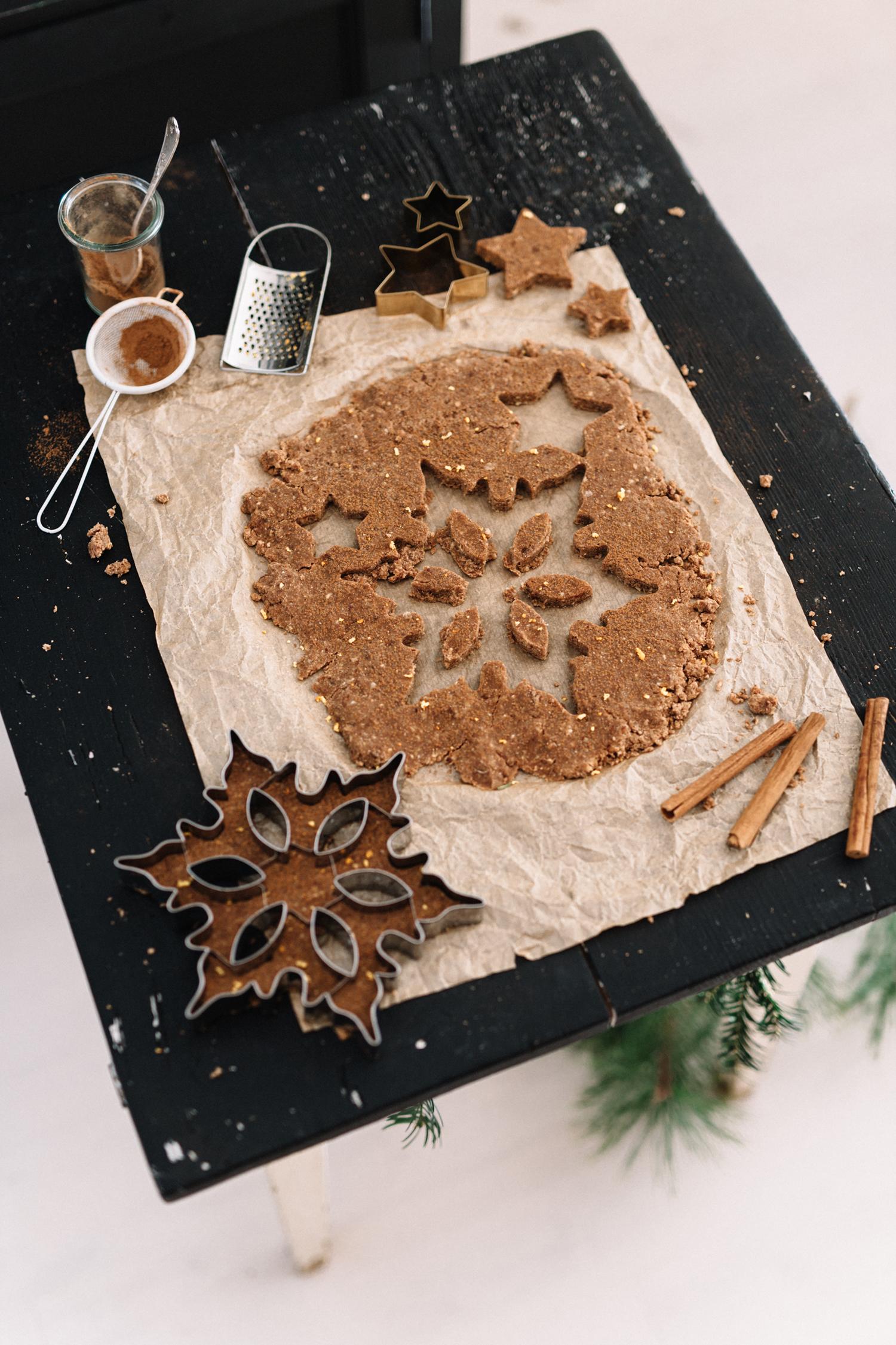 Weihnachtsbäckerei © Sylwia Gervais