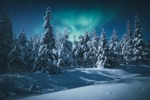Nordlichter © Daniel Ernst