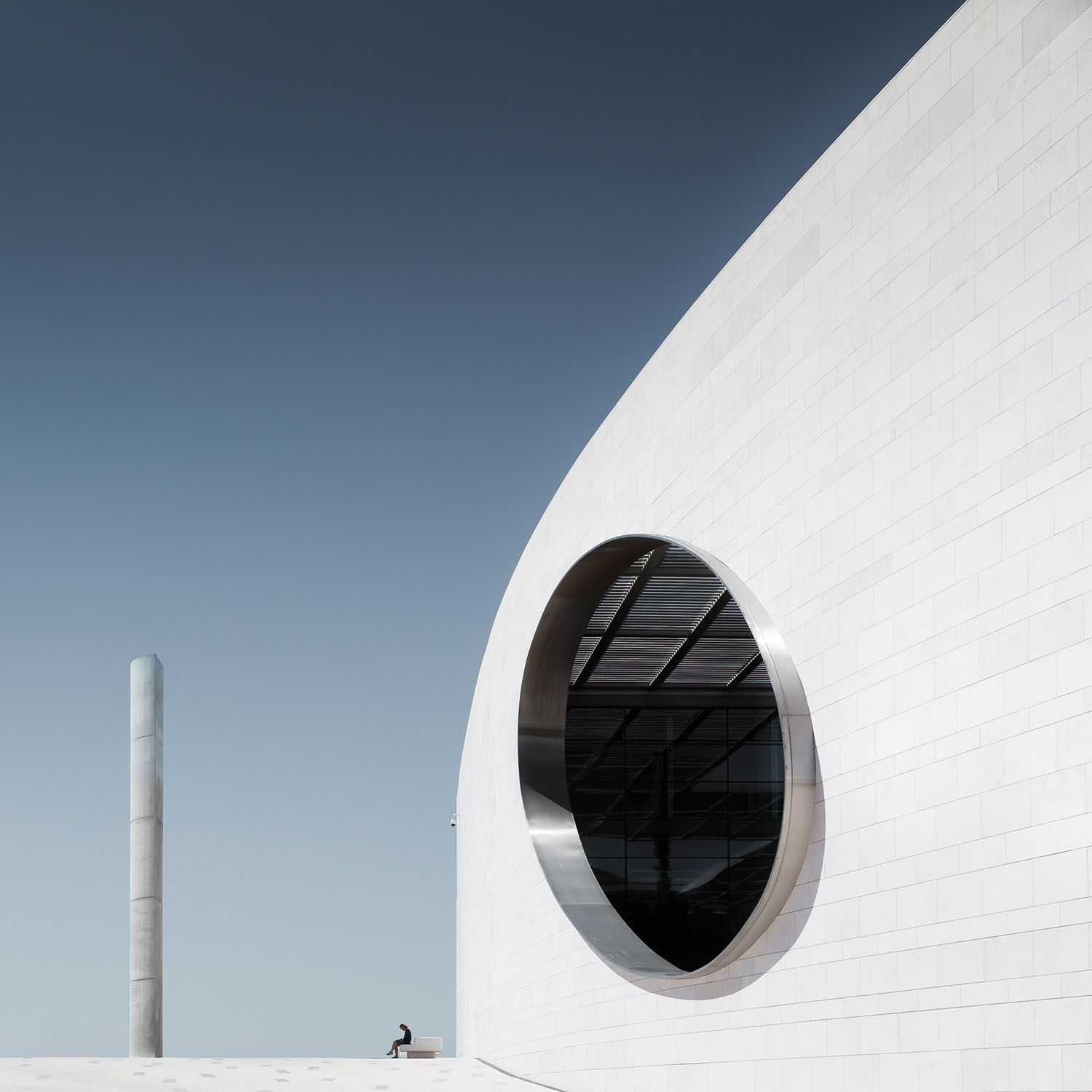 Architektur - Champalimaud Centre for the Unknown, Lissabon © Maik Lipp