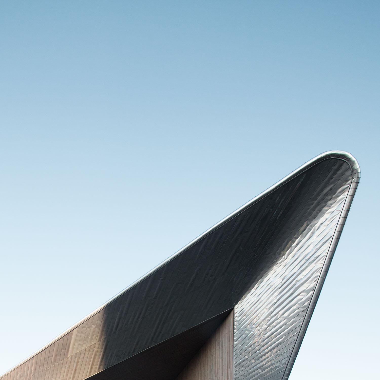 Architektur - Centraal Station, Rotterdam © Maik Lipp