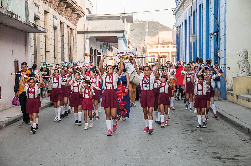 La Juventud Cubana © Alisa Braas