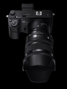 Produktneuheiten CP+ 2017 - SIGMA 24-70mm F2,8 DG OS HSM | Art