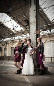 Trash the Dress © Antonia Moers