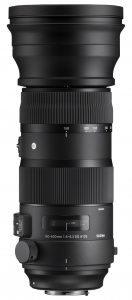 SIGMA 150-600mm F5-6,3 DG OS HSM | Sports
