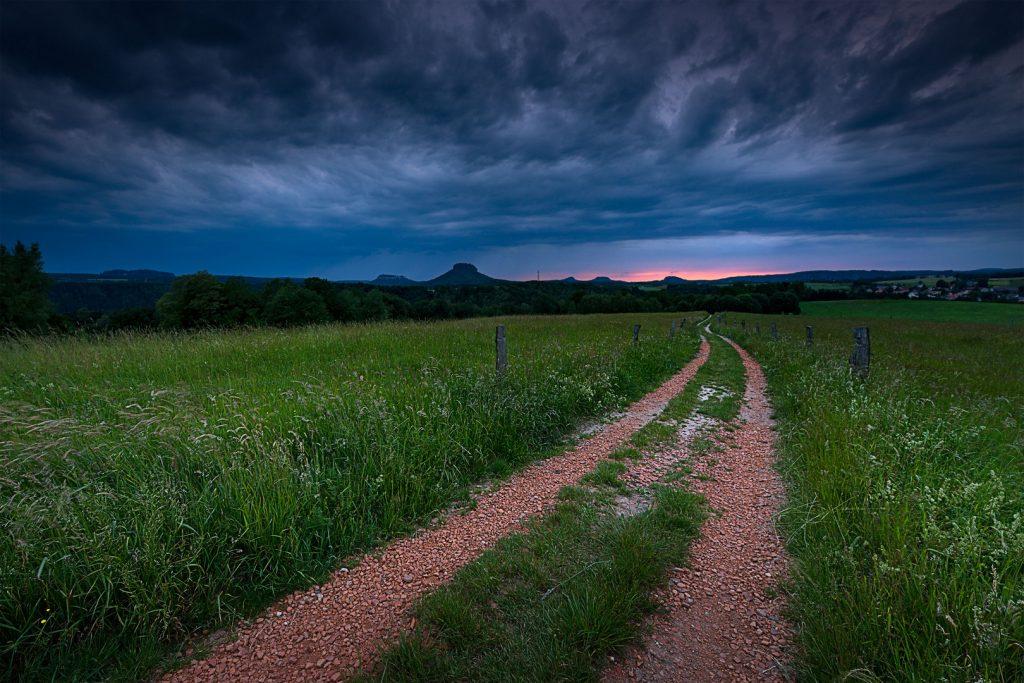 Der Weg © Rico Richter