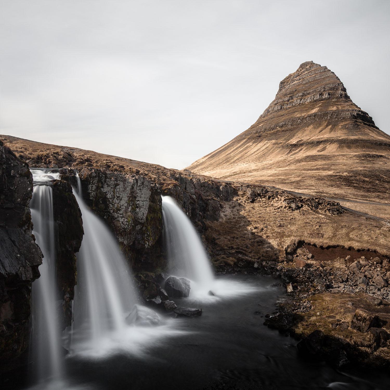 Island - Kirkjufellsfoss © Maik Lipp